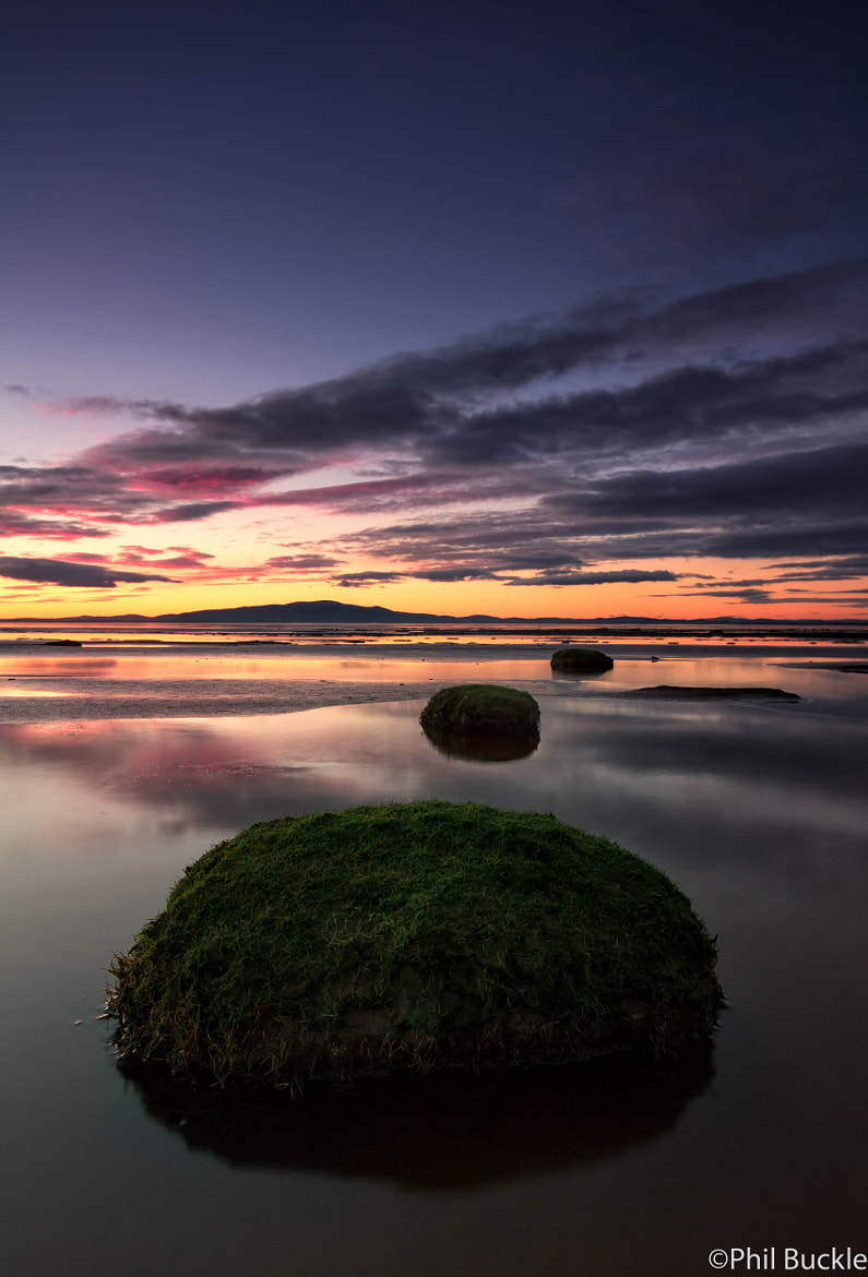 Photograph Solway Sunset by Phil Buckle on 500px
