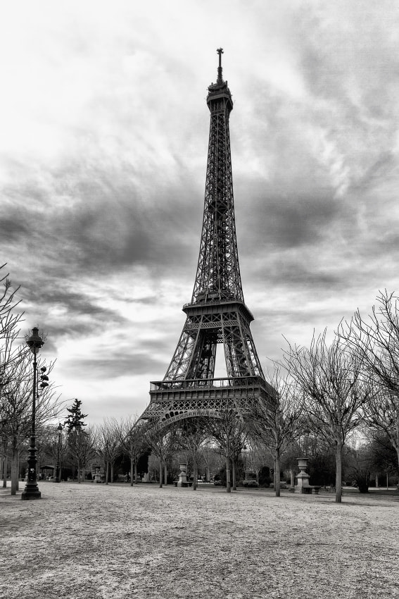 Photograph Eiffel Tower by Paco  Herrero on 500px
