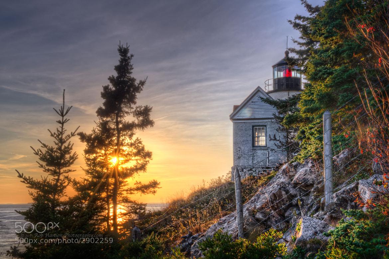 Photograph Bass Harbor Head Lighthouse by Rob Hanson on 500px