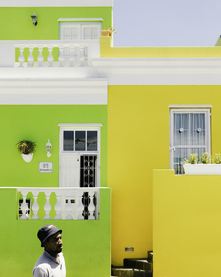BO-KAAP by Sam Sklar on 500px.com