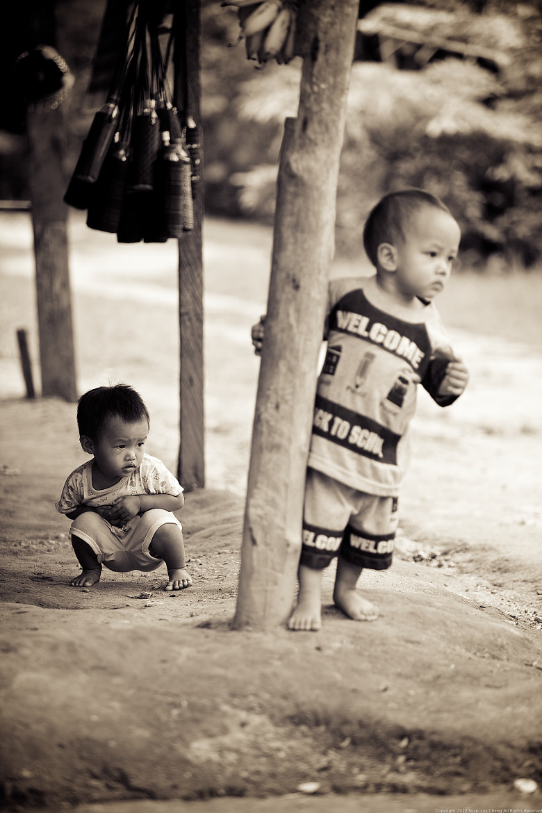 Photograph Two Best Friends - Thailand by Sean Cheng on 500px