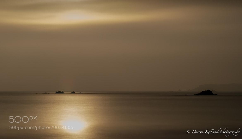 Photograph Golden Sunset by Darren Kelland on 500px