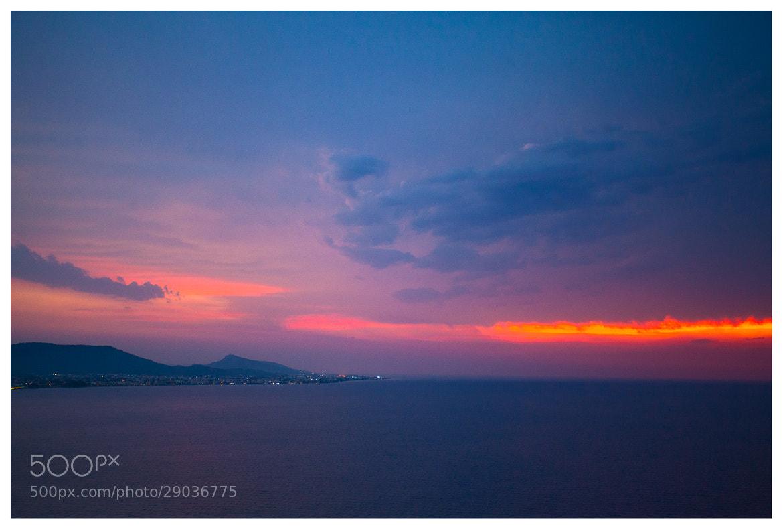 Photograph Rhodes Sunset by Tim Nazarov on 500px