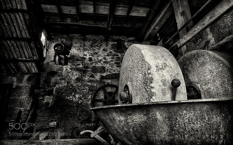 Photograph oil mill II by Careca Com K on 500px