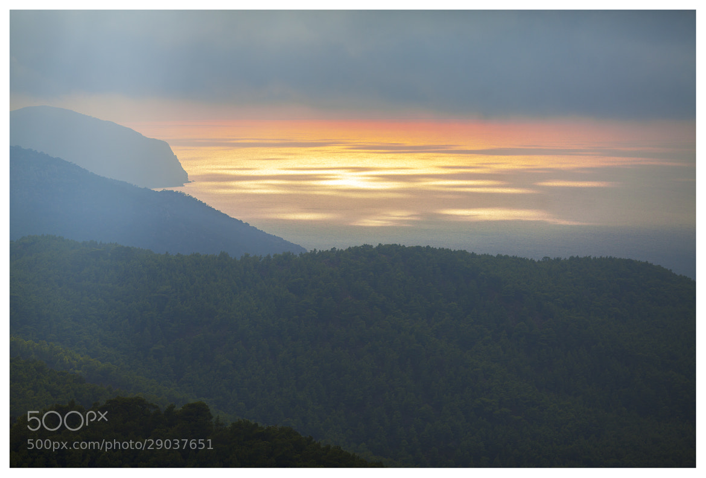 Photograph Rhodes Sunset 2 by Tim Nazarov on 500px