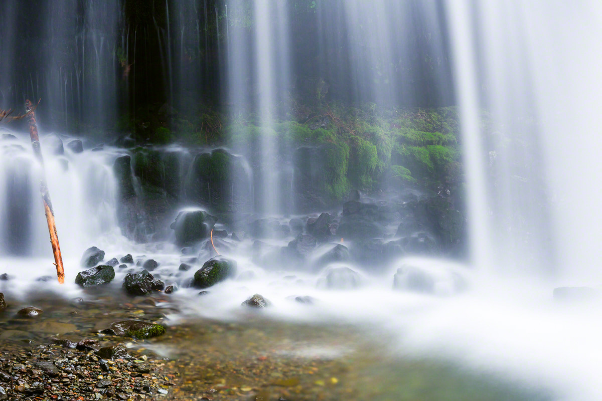 Photograph The Misty Falls by Nicole S. Young on 500px