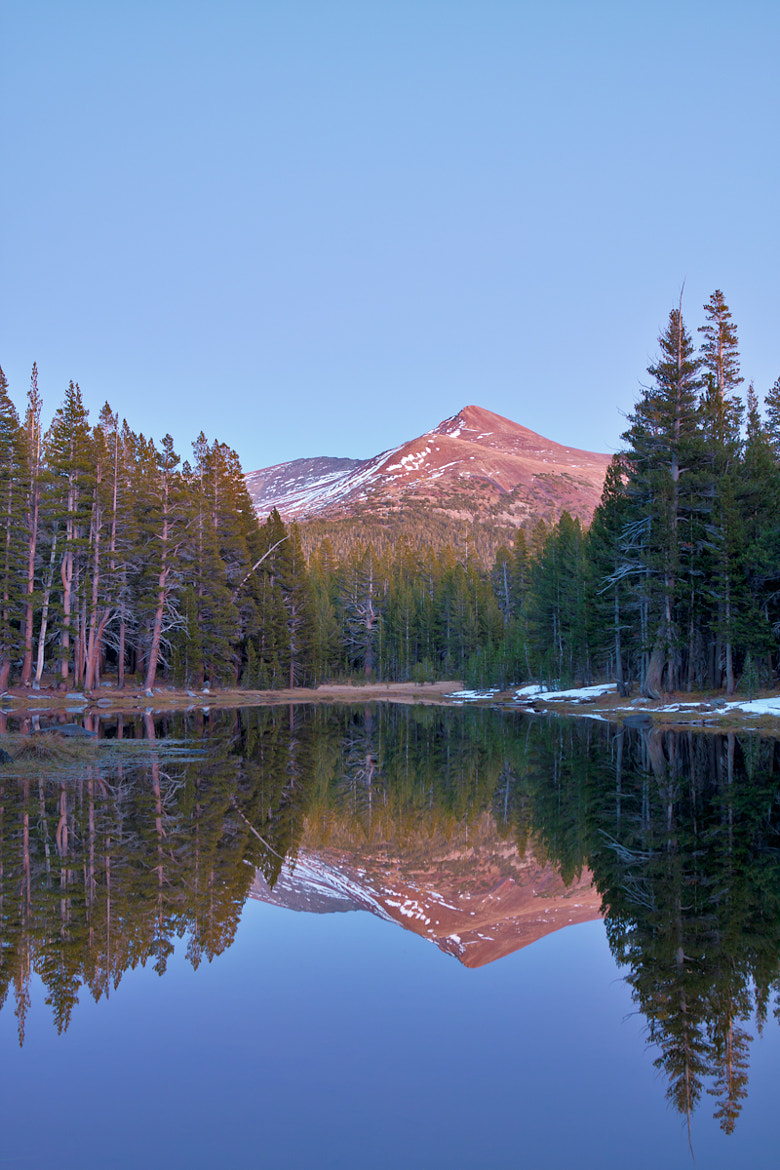 Photograph Tioga Pass Pond by jared ropelato on 500px