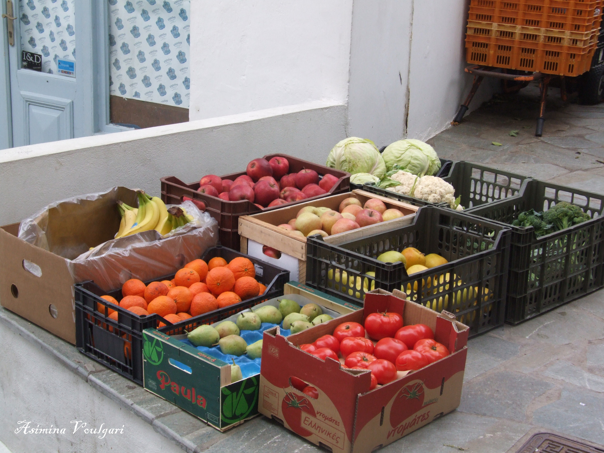 Photograph Grocery store by Asimina   Voulgari  on 500px