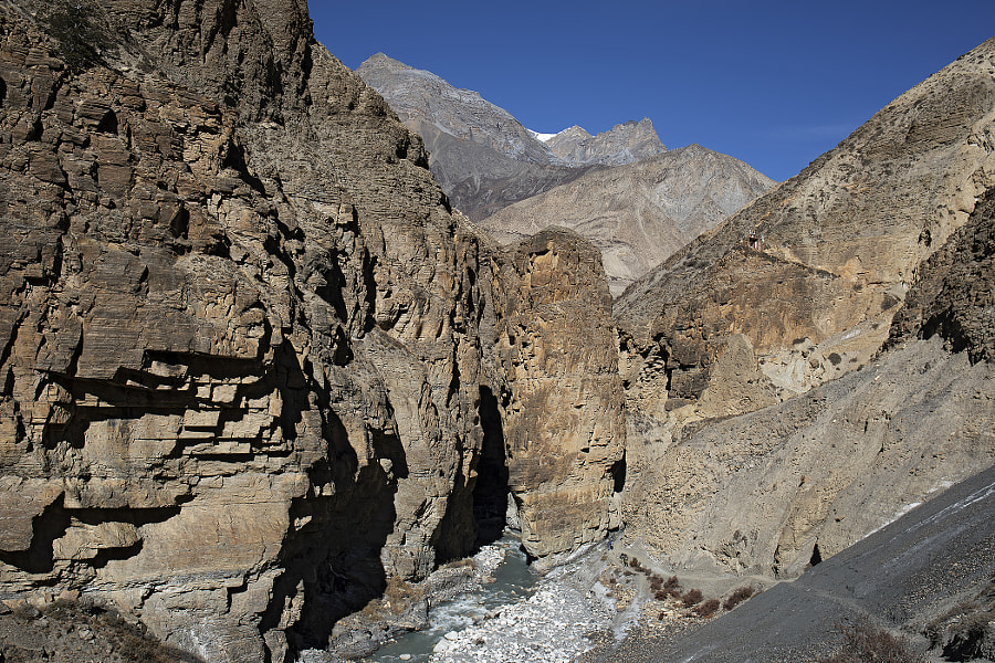 Gate between Himalayas and Tibet by Сергей К on 500px.com