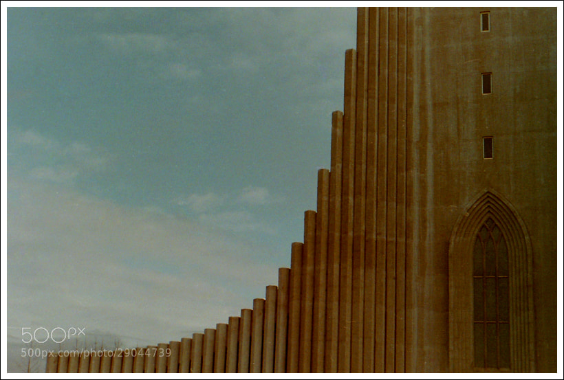 Photograph Hallgrimskirkja by Anne Harestad on 500px