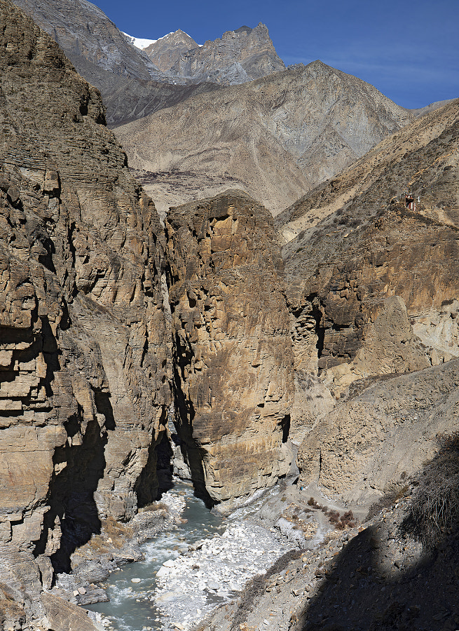 Fairy Gate between Himalayas and Tibet by Сергей К on 500px.com