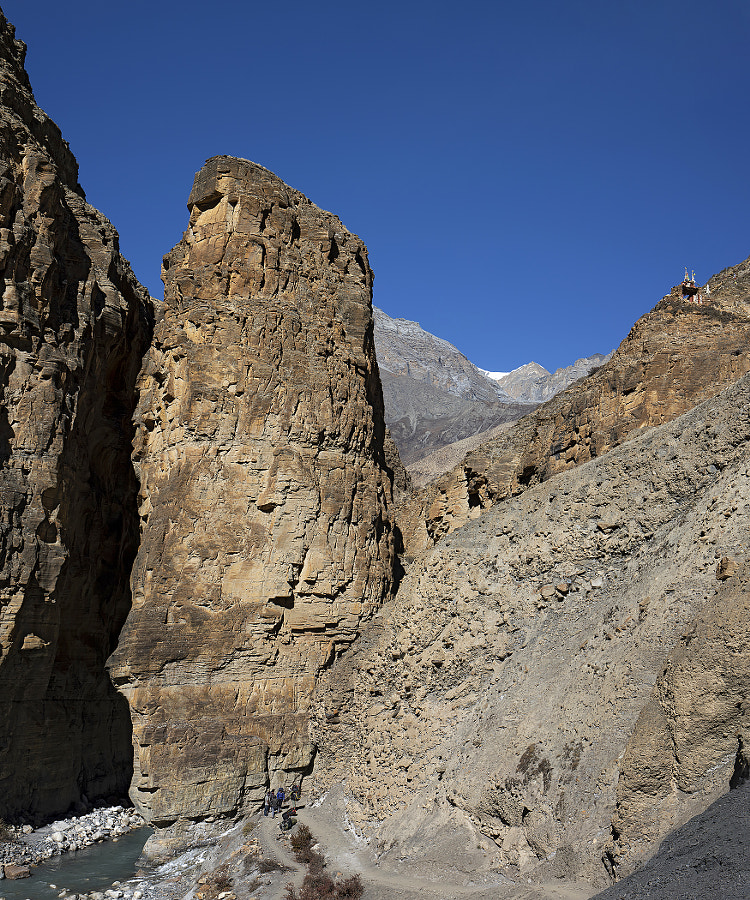 Great Gate between the Himalayas and Tibet by Сергей К on 500px.com