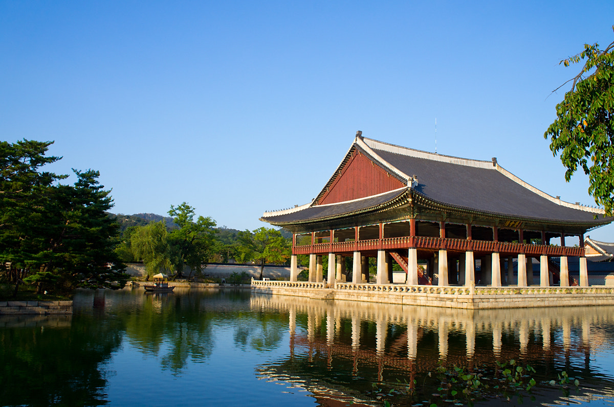 Photograph KyungBok Palace by Choi Yeon Il on 500px
