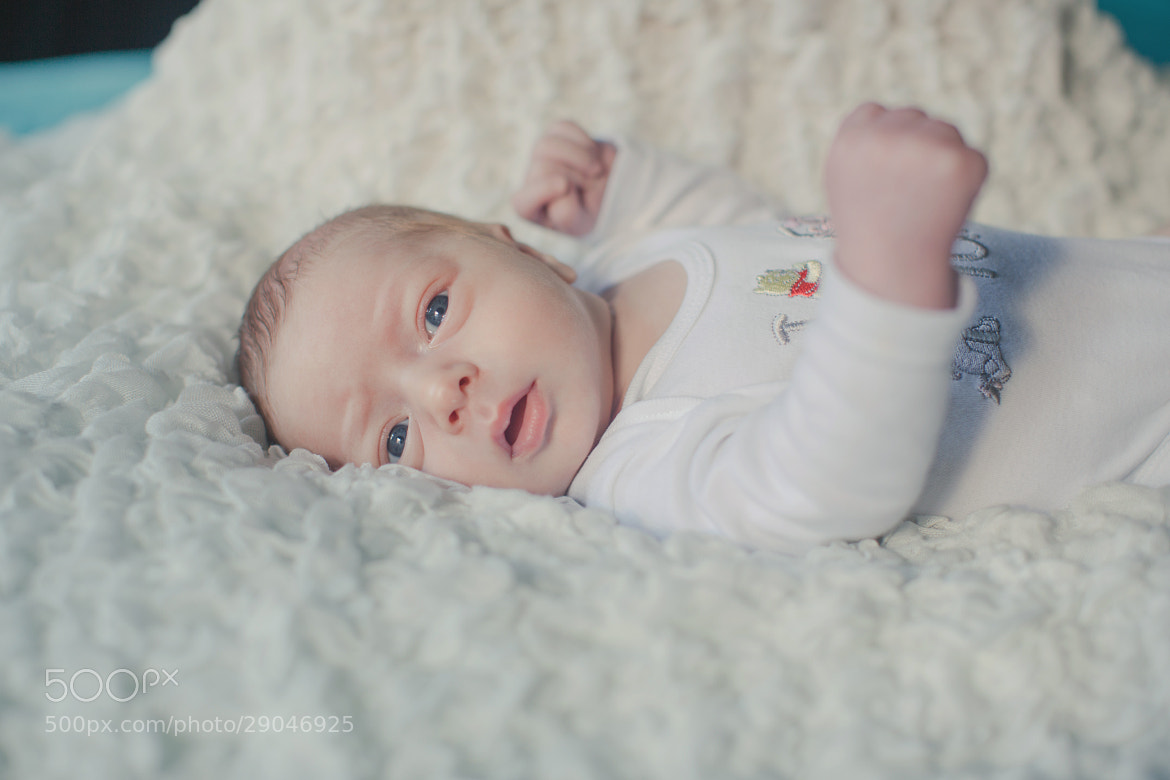 Photograph Sweet baby by Oksana Paklin on 500px