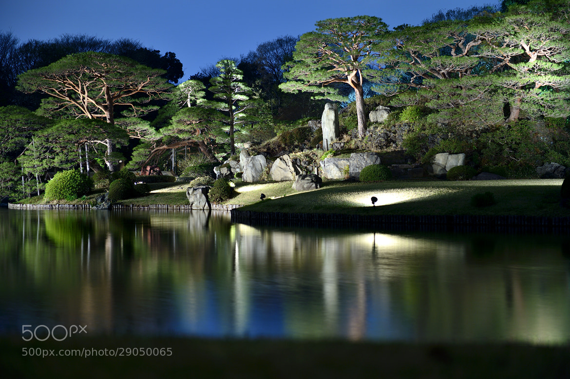 Photograph Rikugien Gardens by Keith_TT on 500px