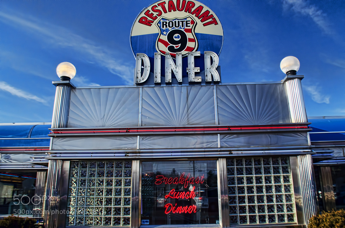 Photograph The Mighty Diner by Mark Cherrington on 500px