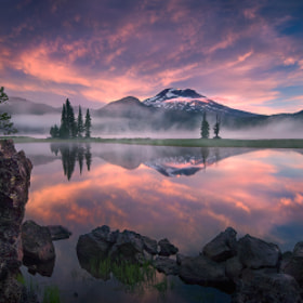 Tranquility by Marc  Adamus (MAPhoto)) on 500px.com