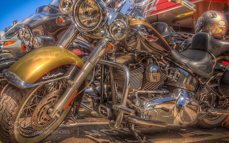 Photograph Motorcycles by Vanius Roberto Bittencourt on 500px