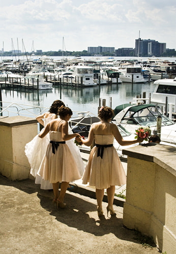 Photograph Bridal Party by Philip Toth on 500px
