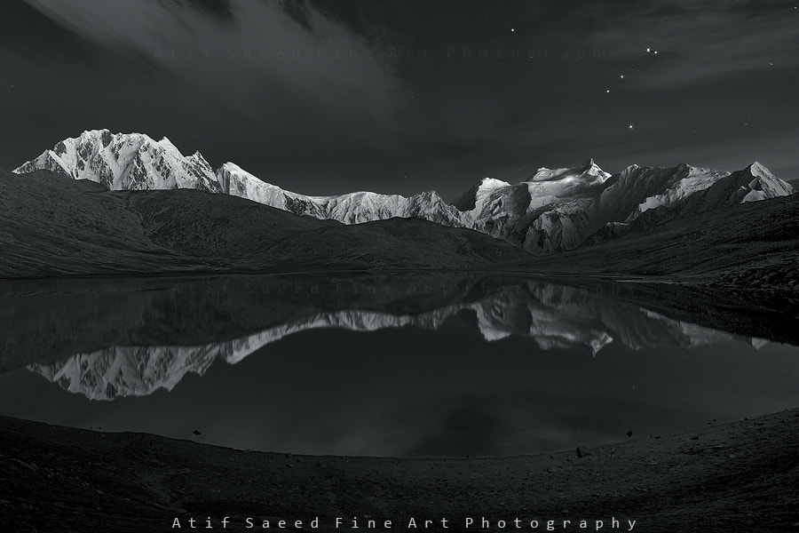 Photograph Rush Lake 4694m.. by Atif Saeed on 500px