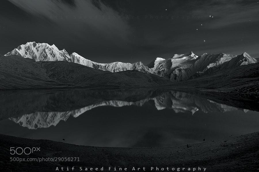 Photograph Rush Lake 4694m.. by Atif Saeed on 500px