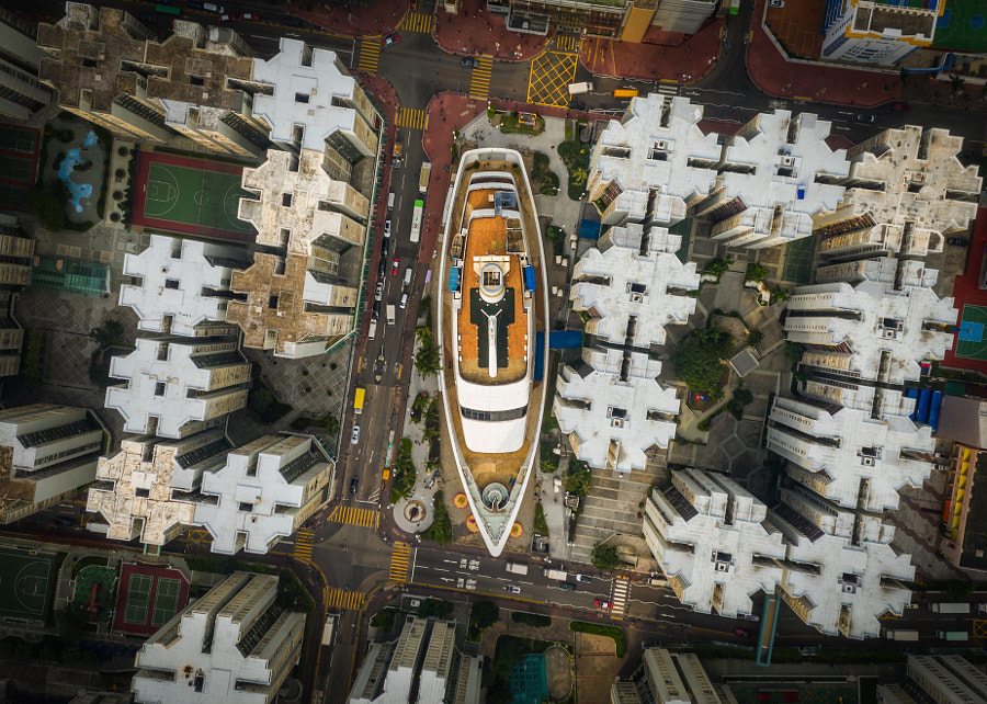 The Whampoa by Chun Chau on 500px.com