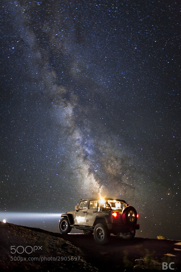 I think Jeeps are awesome. 