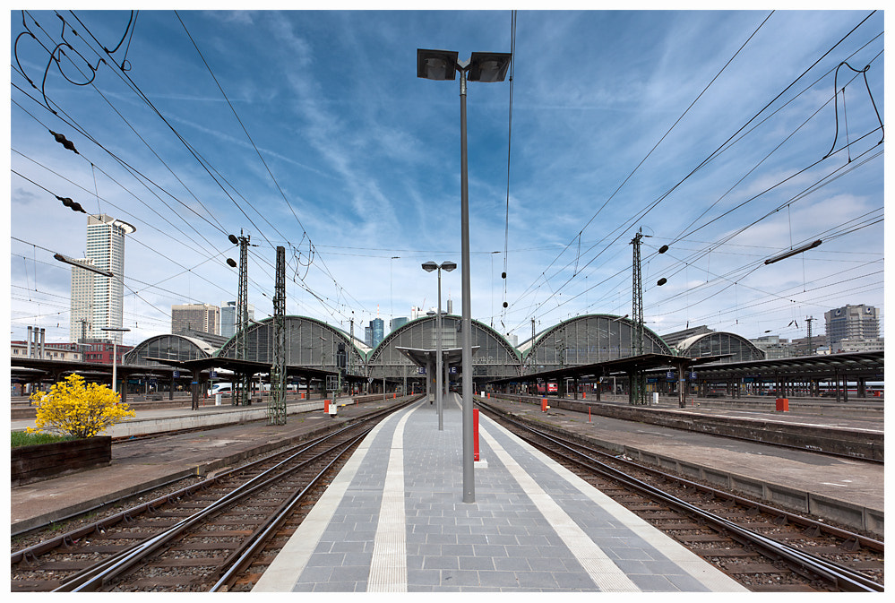 Photograph main station by Rainer Burkard on 500px