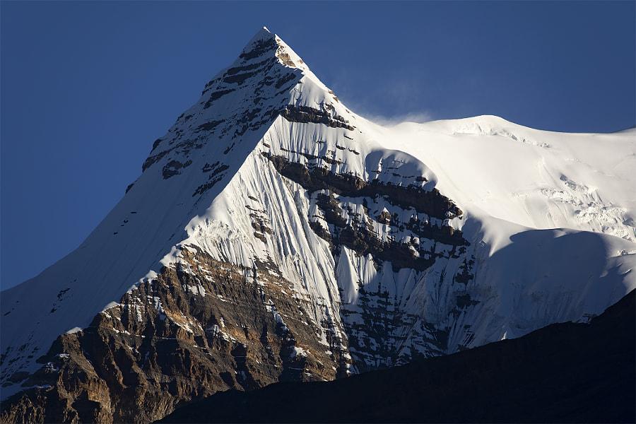 Pokarkang (6373m) by Сергей К on 500px.com