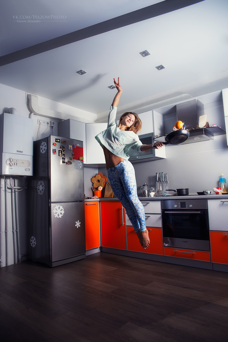Photograph Dance on the kitchen by Хазов Александр on 500px