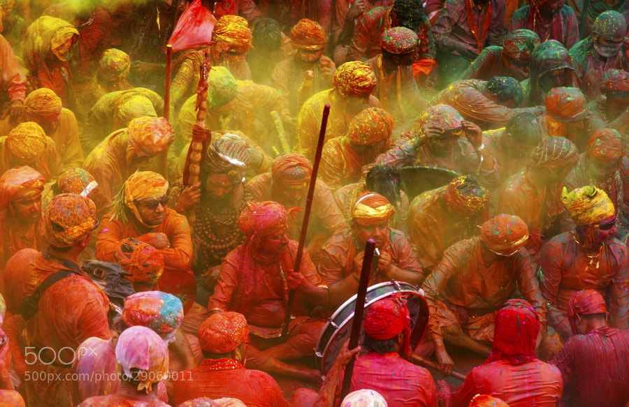 Color Soaked by Jassi Oberai on 500px.com
