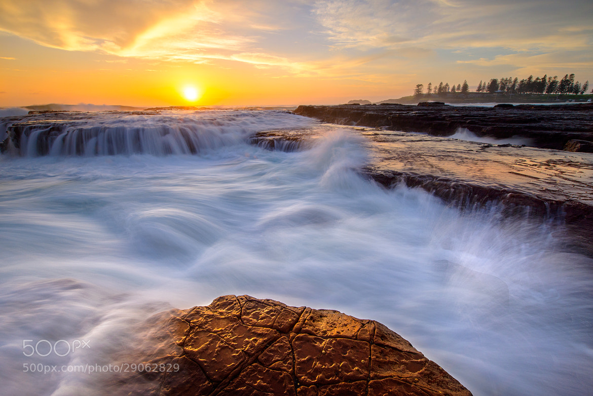 Photograph Sunrise @ Kiama by SKYDANCER ! on 500px