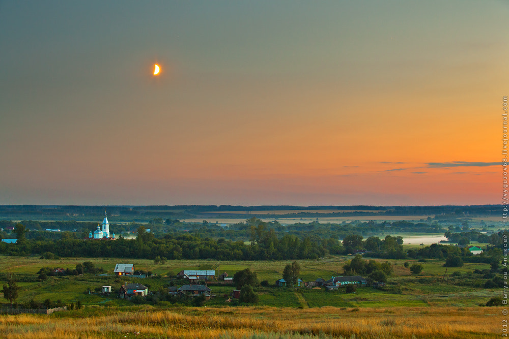 Photograph Evening in village by Alexey Vyguzov on 500px