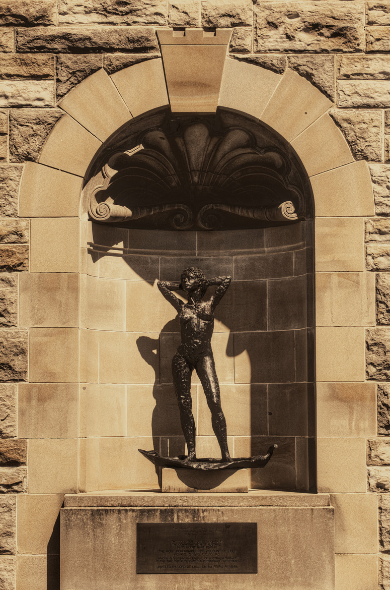 Photograph midday statue by martin ollman on 500px