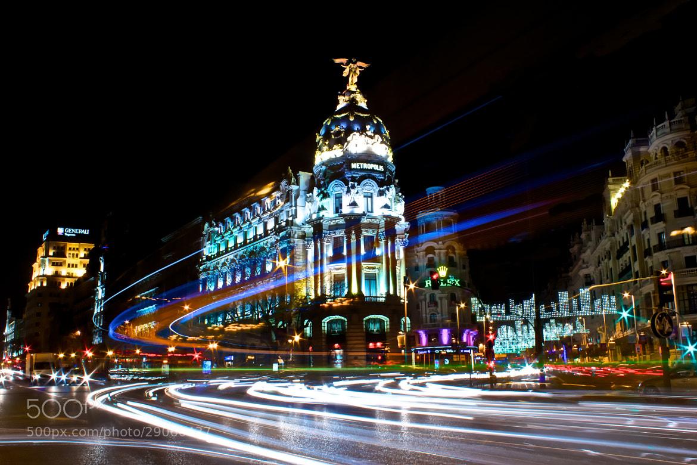 Photograph Metropolis Building by Giammaria Zanella on 500px