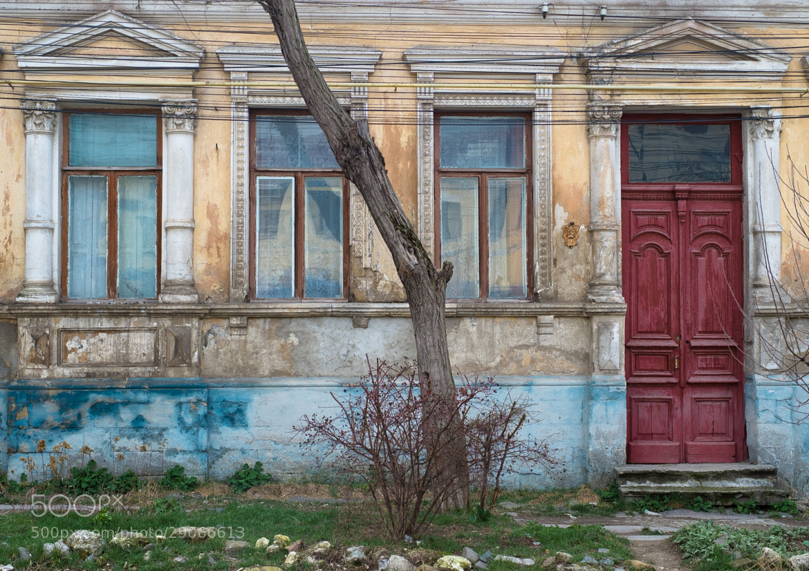 Photograph Old Town Makeup by Mihail Bidnichenko on 500px