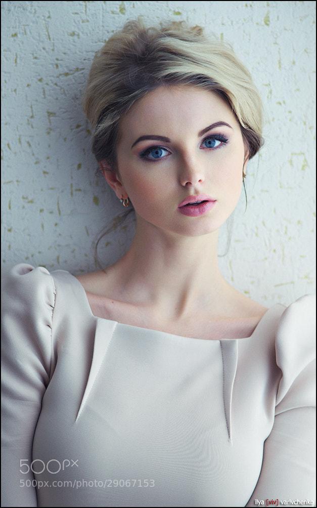 Photograph Kate. by Ilya Varivchenko on 500px