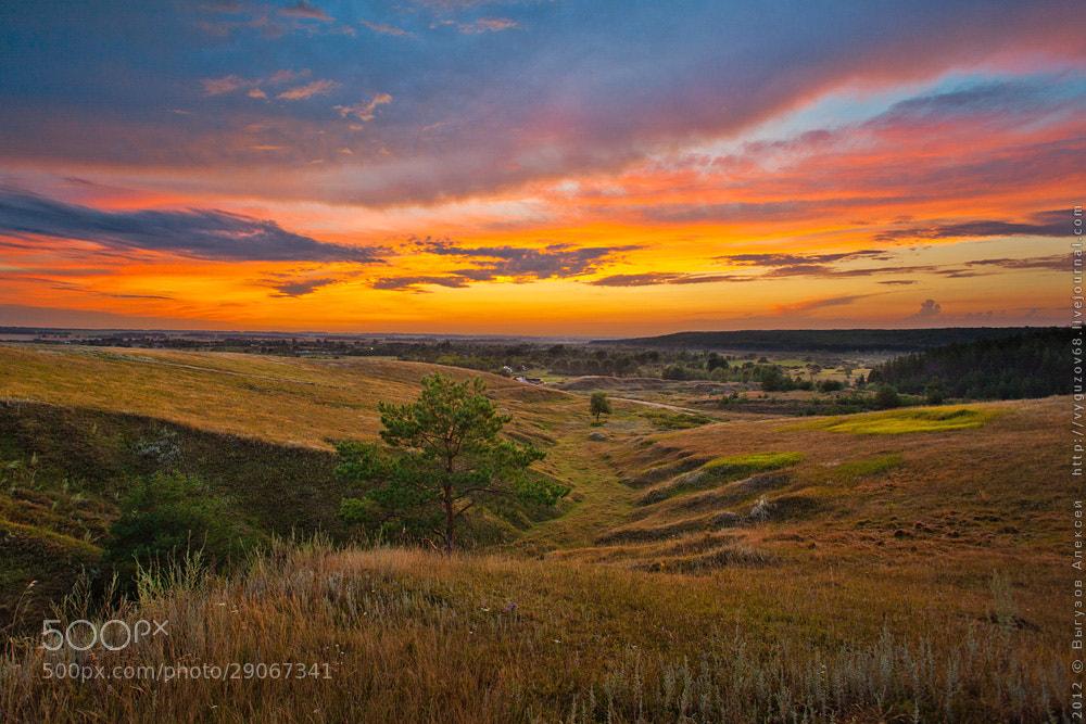 Photograph Color sky by Alexey Vyguzov on 500px