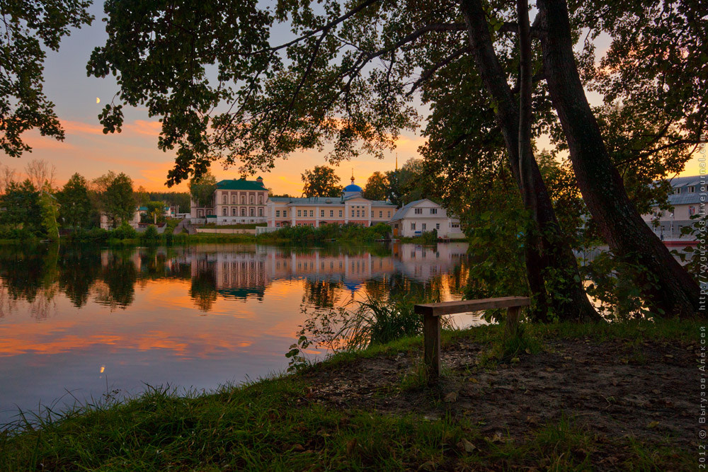 Photograph Summer evening by Alexey Vyguzov on 500px