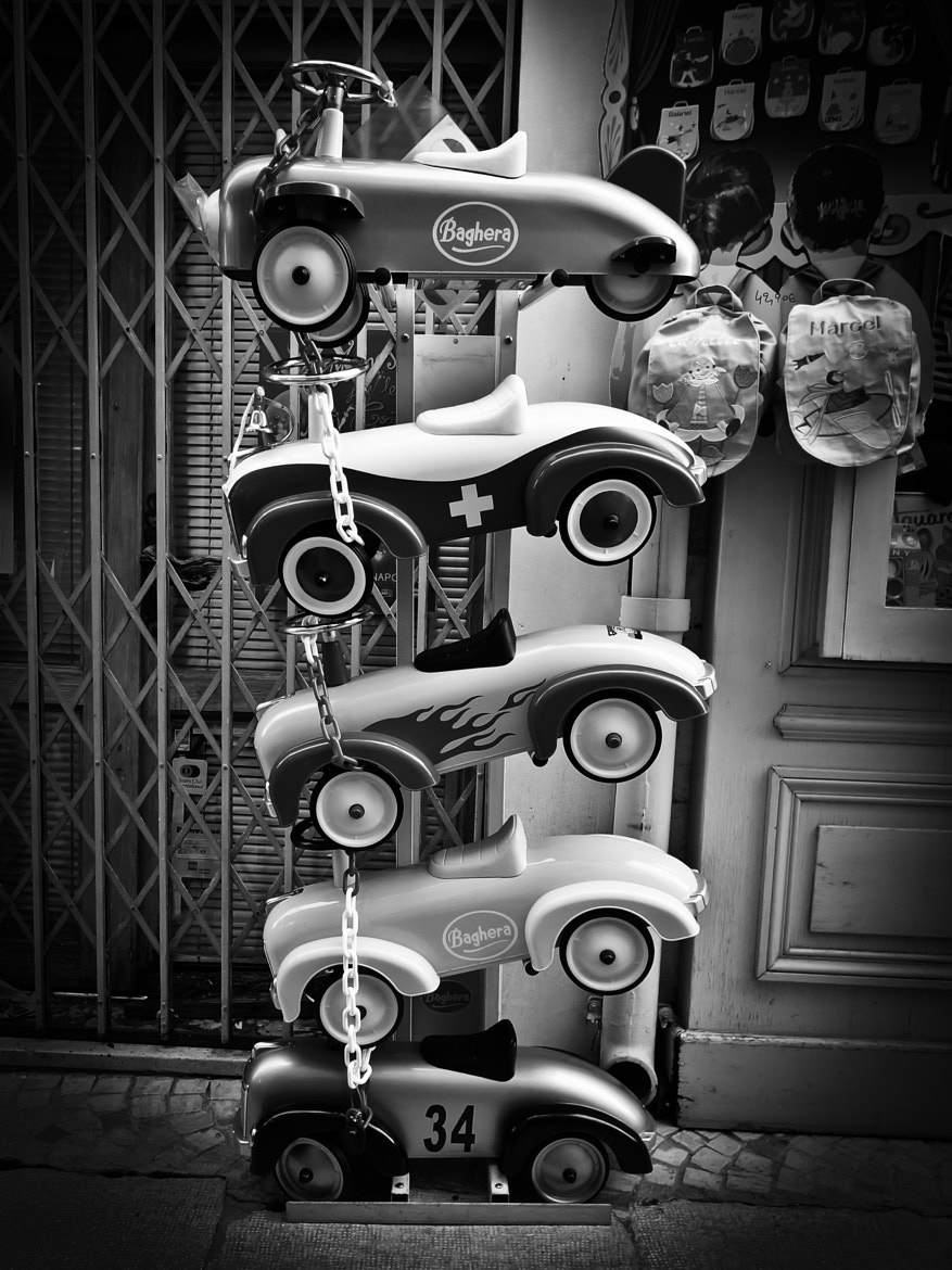 Photograph old school by Eric Vermeil on 500px