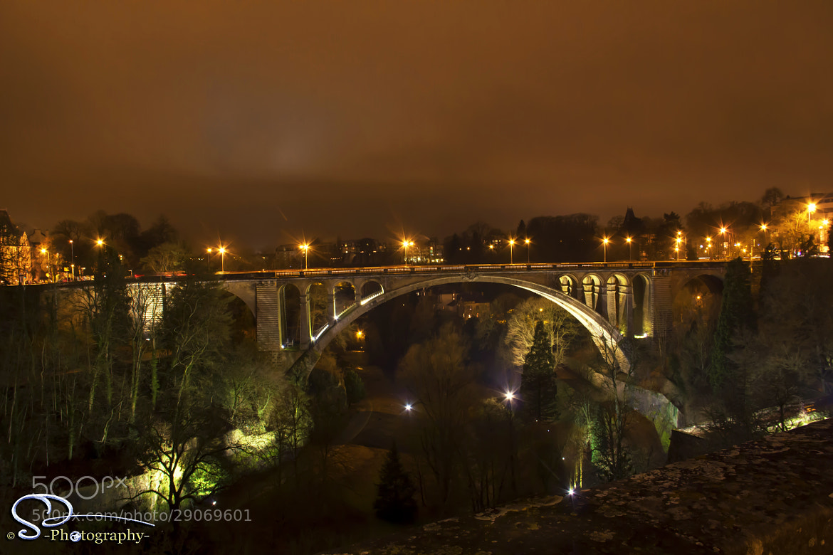 Photograph Adolphe bridge by Danny schurgers on 500px