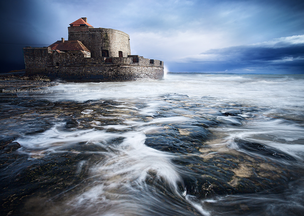 Photograph Alone against the Elements by Romain Matteï on 500px