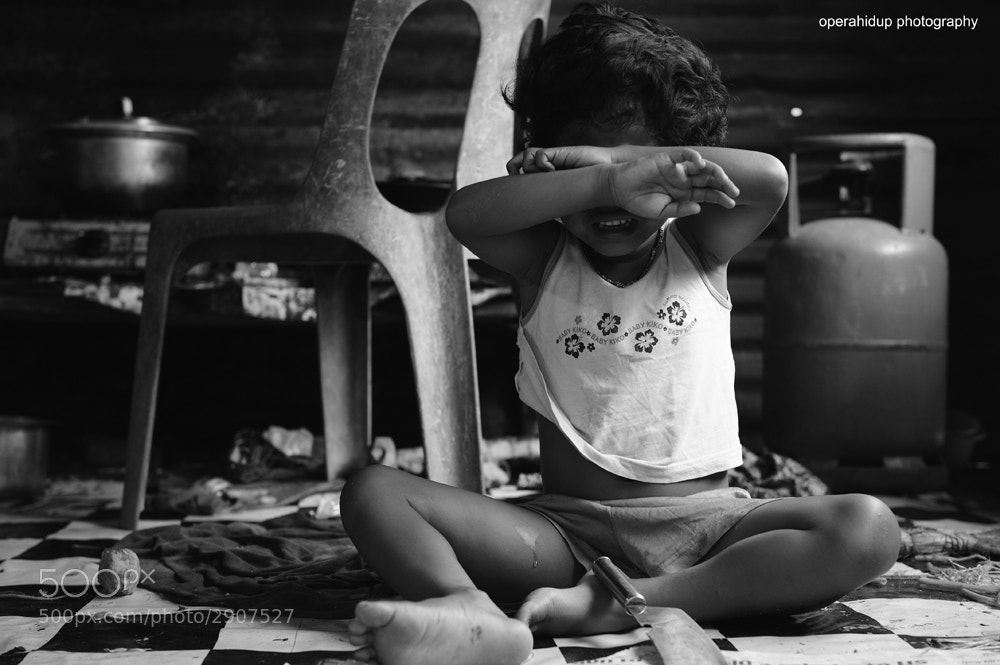 Photograph CRYING GIRL by OPERAHIDUP PHOTOGRAPHY on 500px