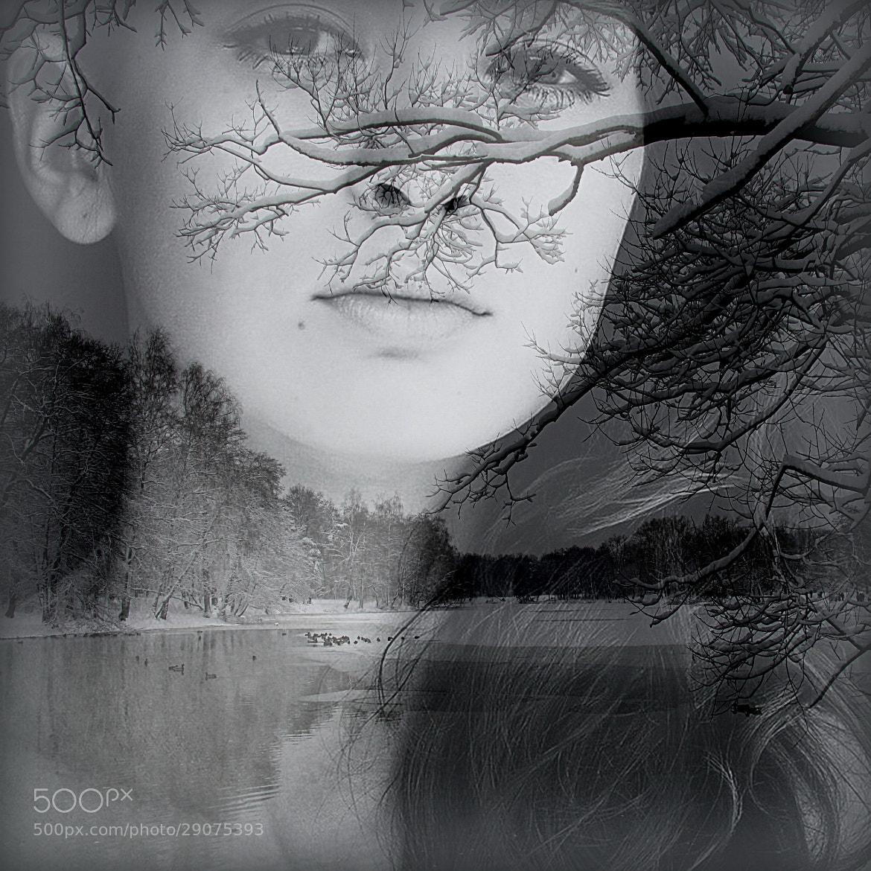 Photograph Abstraportrait by Natasha Goryaeva on 500px