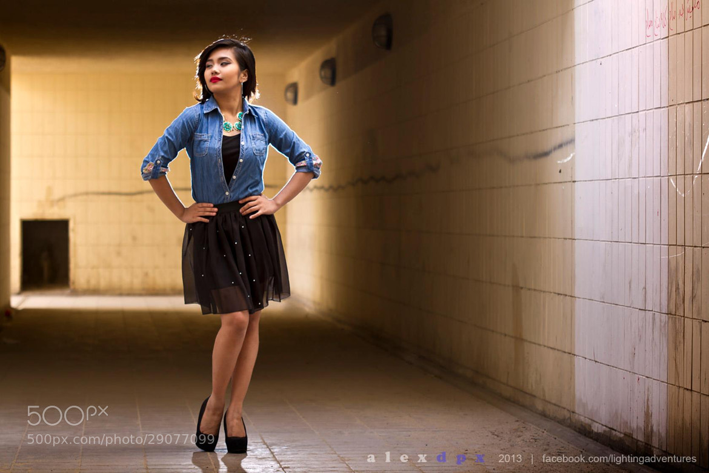 Photograph Fashionista by Alex Atienza on 500px