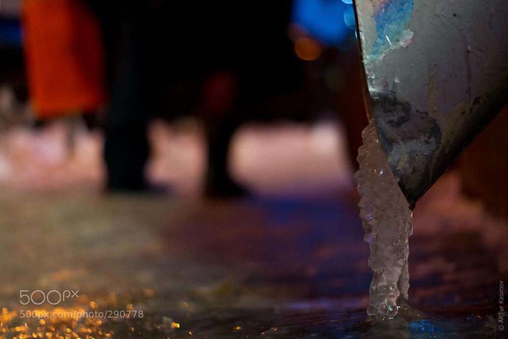 Photograph Ice streams by Artur Kasimov on 500px