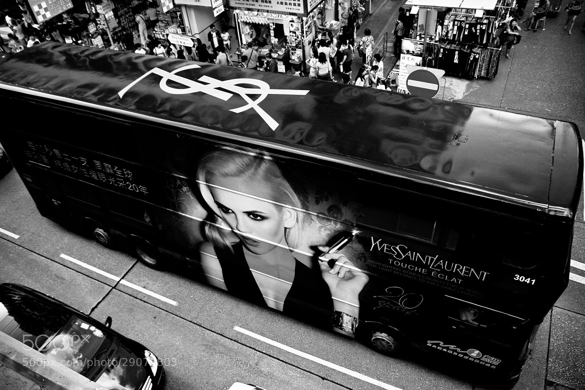 Photograph double-decker bus  by neeson peng on 500px