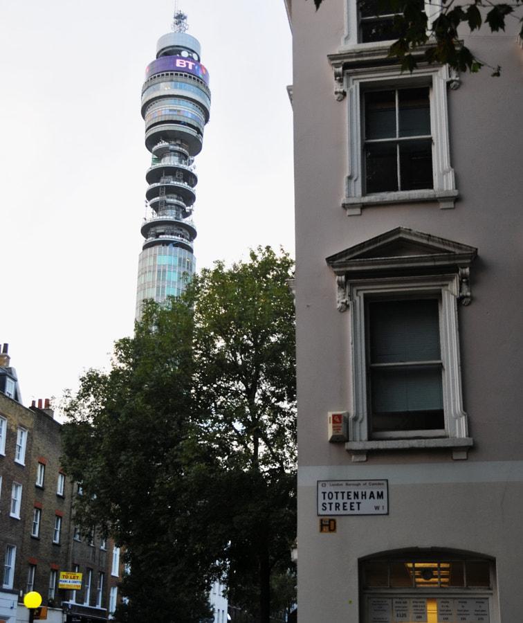 British Telecom by Sandra on 500px.com