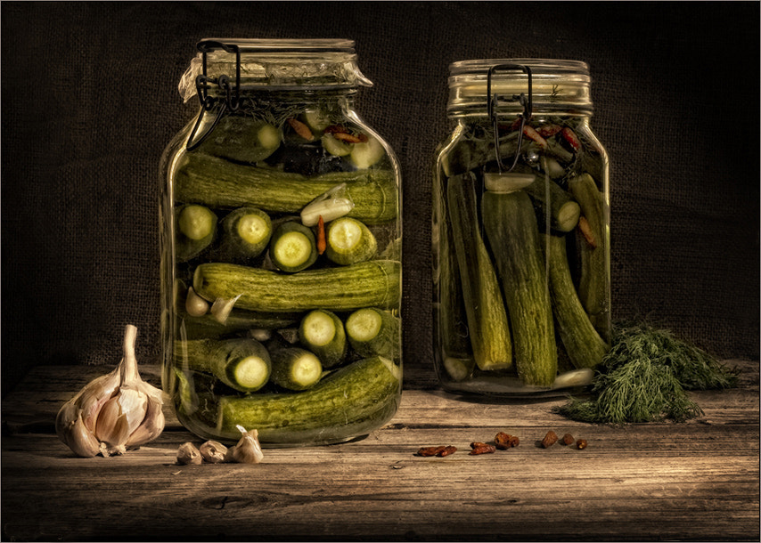 Photograph Pickled cucumbers by Rafi Raz on 500px