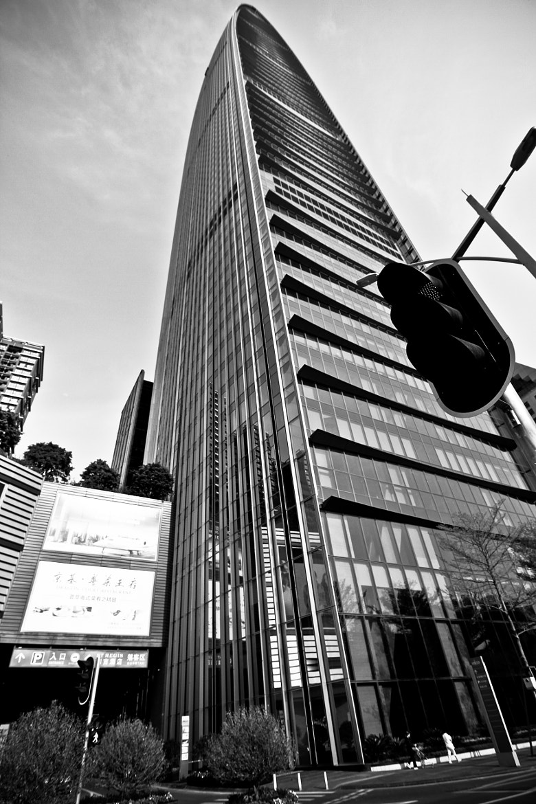 Photograph Kingkey 100 building by neeson peng on 500px